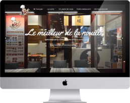 creation site internet restaurant asiatiatique