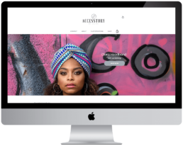 creation site e-commerce wordpress accessoire mode-min