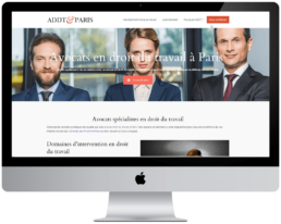 creation site internet avocat-min