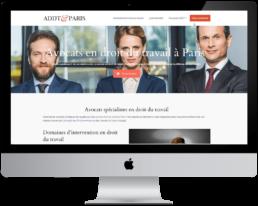 creation site internet avocat-min