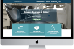 creation site internet dentiste-min