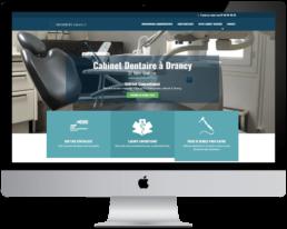 creation site internet dentiste-min