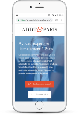creation site internet wordpress avocat-min