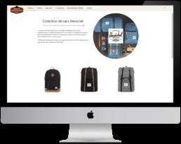 projet de creation site internet maroquinerie-min