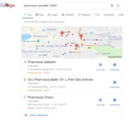 Présentation Pack Local Google